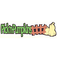 Pick'n Pumpkins4 Color Laser Title Strip