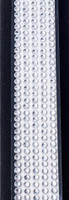 "Sleek Strips 12"" Rhinestones- Iridescent"