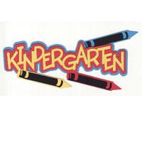 Kindergarten Grade Laser Die Cut