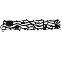Musical Instruments Title Strip