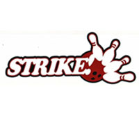 Bowling Strike! Title Strip