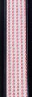 "Sleek Strips 12"" Pearls - Soft Pink"