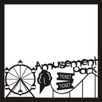 Amusement Park - 12x12 Overlay