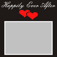 Happily Ever After - 6x6 Overlay