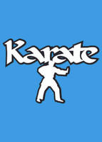 Karate - Die Cut