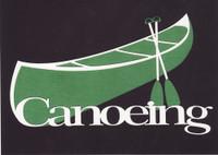 Canoeing - Laser Die Cut