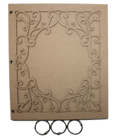 Paradise Chipboard Album