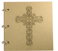 Cross Chipboard Album