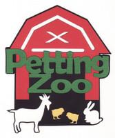 Petting Zoo - Laser Die Cut