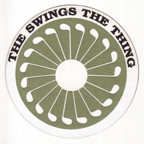The Swings the Thing Golf Theme Design