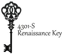 Renaissance Key - Silhouette