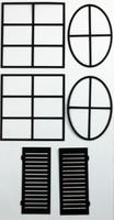Build a Window 2 - Silhouette