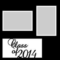 Class of 2014 - 12x12 Overlay