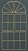 Build a Window 1 - Chipboard Embellishments