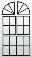 Build a Window 1 - Silhouette