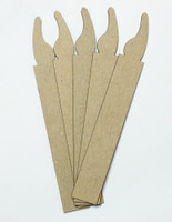 Candles 5 Pack - Chipboard Shapes