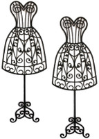 Dress form by Laurel Lane - Silhouette Card Sized (2pack)