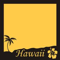 Hawaii - 12x12 Overlay