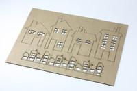 Houses  - Card Sized