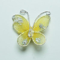 "Butterfly - 1"" Gold"