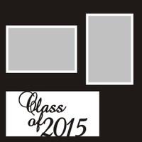 Class of 2015 - 12x12 Overlay
