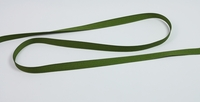 Olive Grograin Ribbon