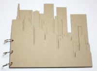 Cityscape - Chipboard Album