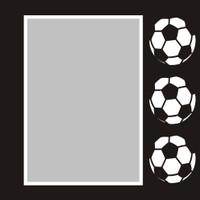 Soccer - 6x6 Overlay