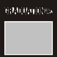 Graduation - 6x6 Overlay