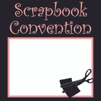 Scrapbook Convention - 6x6 Overlay