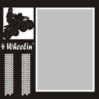 4 Wheelin' - 6x6 Overlay