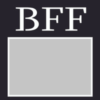 BFF (Best Friends Forever) - 6x6 Overlay