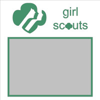 Girl Scouts - 6x6 Overlay