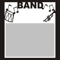 Band - 6x6 Overlay