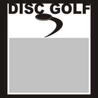 Disc Golf - 6x6 Overlay