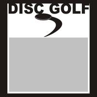 Disc Golf - 6x6 Overlay