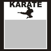 Karate - 6x6 Overlay