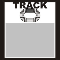 Track - 6x6 Overlay