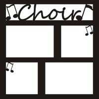 Choir - 12x12 Overlay