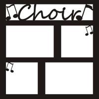 Choir - 12x12 Overlay