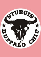 Sturgis Buffalo Chip - Die Cut