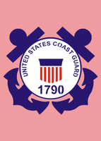 Coast Guard - Die Cut