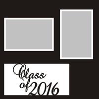 Class of 2016 - 12x12 Overlay