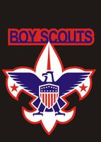 Boy Scouts - Die Cut