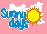 Sunny Days - Die Cut