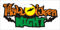 Halloween Night - Die Cut