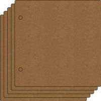6 x6 - Chipboard Album