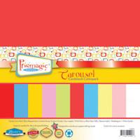 Carousel Multicolor Pack - 25 Pack Mulitcolor Cardstock