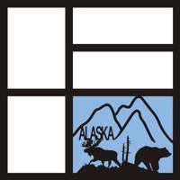Alaska - 12x12 Overlay