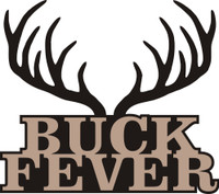 Buck Fever - Die Cut